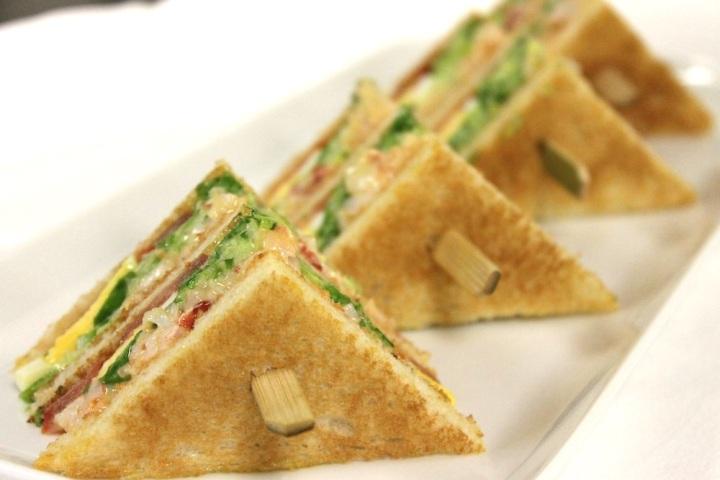 Top 5 : mes sandwichspréférés