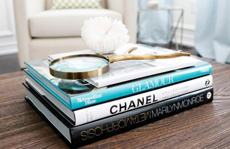 livres préférés lecture coffee table book