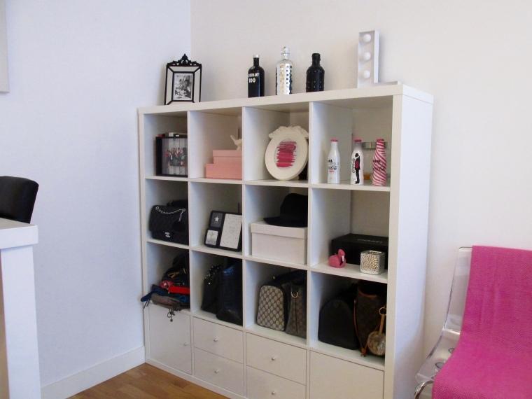 D coration d int rieur mon salon paris ch ri diary for Miroir triptyque ikea