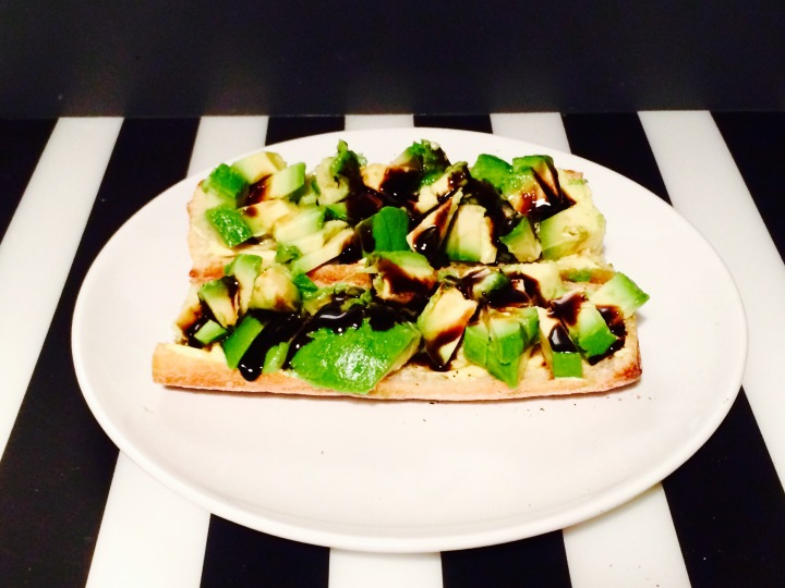 recette avocado avocat toast