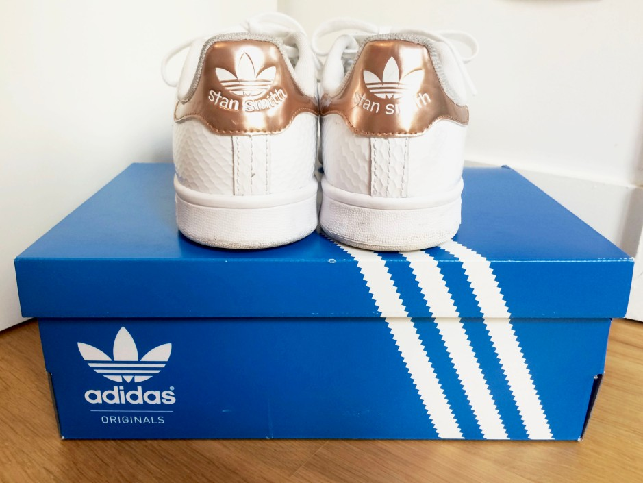 Stan Smith Rose Gold