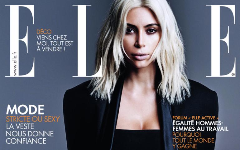 elle magazine abonnement gratuit newsletter bon plan kim kardashian