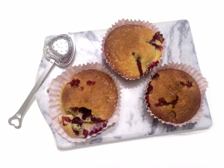 muffins recette blueberries blueberry myrtilles