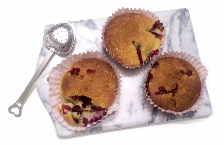 muffins recette blueberries blueberry myrtilles