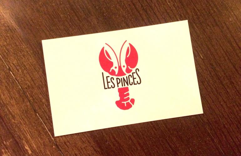 les pinces paris restaurant homard carte
