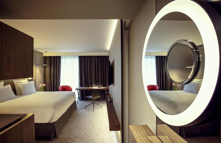hotel pullman paris roissy charles de gaulle aéroport **** chambre