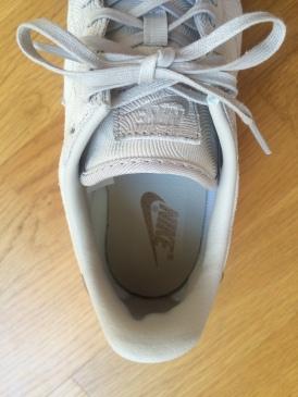 Nike baskets sneakers women internationalist prm premium gmm grey suede