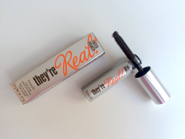 mascara they're real primer benefit base