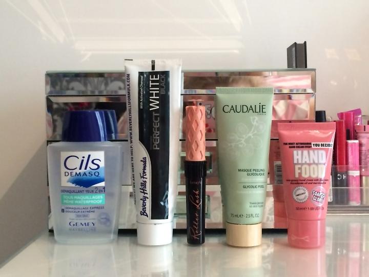 Buy or bye ? Caudalie, Benefit, Soap &Glory…