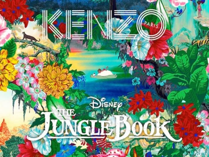 Kenzo x Disney : la collab' Le Livre de laJungle