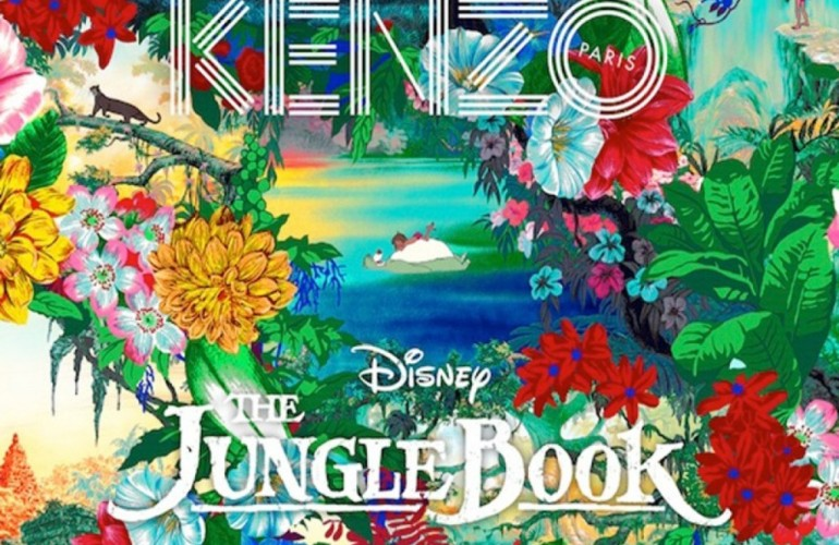 ddbb1684526 Kenzo x Disney   la collab  Le Livre de la Jungle – Paris Chéri Diary