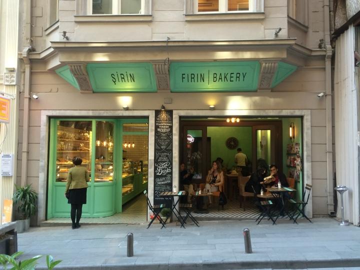 Istanbul : restaurants, bars etshopping