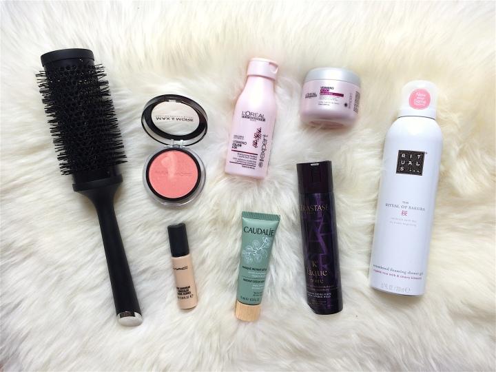 Beauty news : MAC, Caudalie, Rituals,GHD…