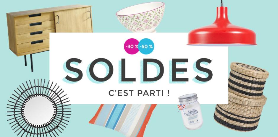Haul déco – soldes été 2016 : Maisons du Monde – Paris Chéri Diary