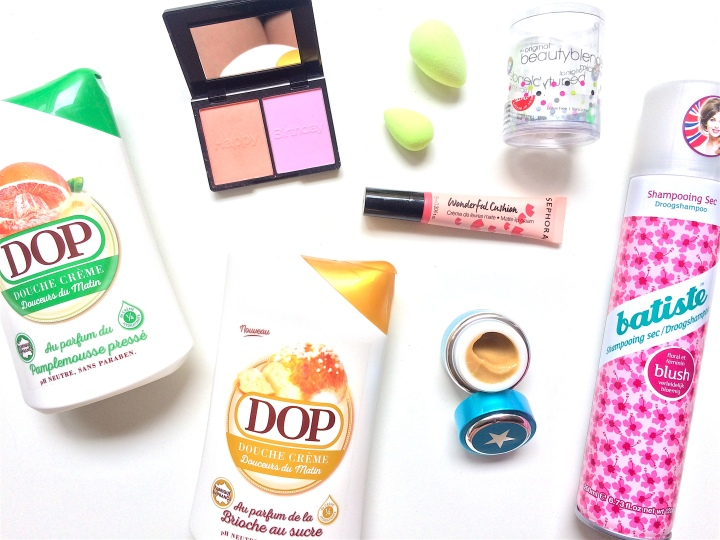 Beauty news : DOP, Glamglow, Sephora,Batiste…