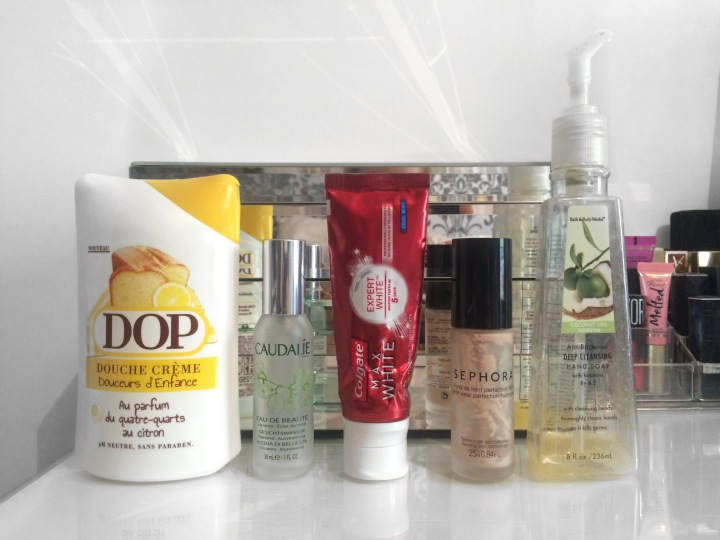 Buy or bye ? DOP, Caudalie, Sephora…
