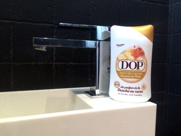 gel douche crème dop douceurs du matin brioche au sucre