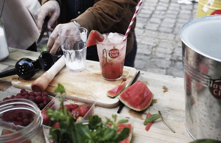 recette mojito rhum cocktail havana club