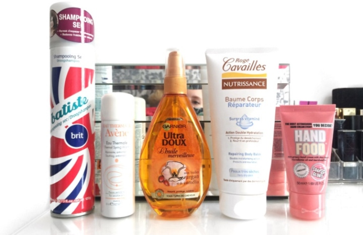 Buy or bye ? Batiste, Avène, Ultra Doux…