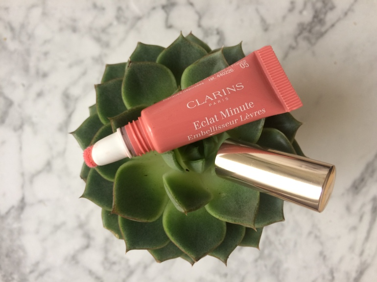 eclat minute clarins embellisseur lèvres