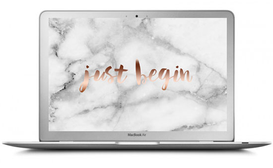 just-begin-rose-gold-marble-computer-wallpaper