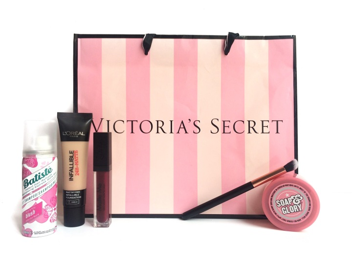 Haul – Londres : Victoria's Secret, Boots…