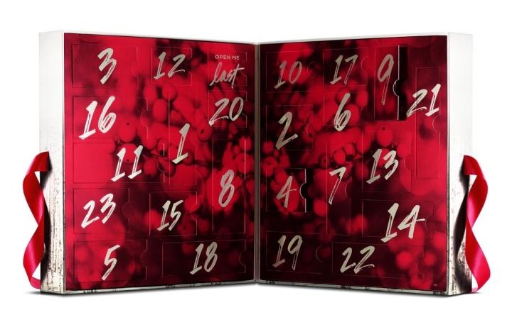 10 calendriers de l'Avent beauté 2016#4