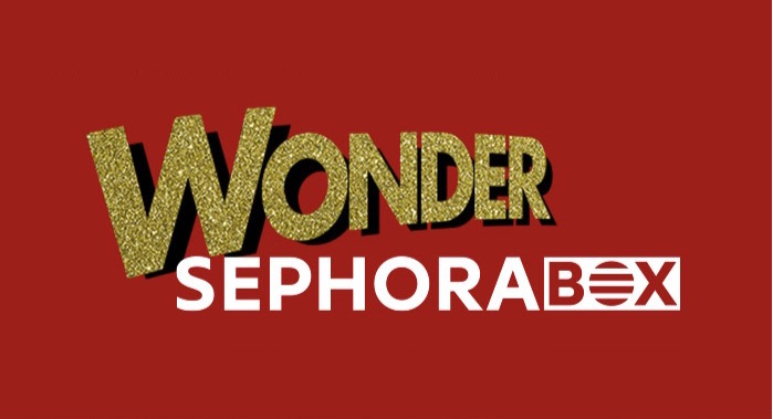 Bon plan : Sephora box Wonder Xmas 2016
