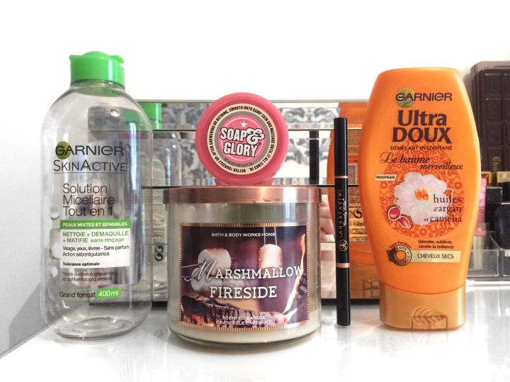 Buy or bye ? Soap & Glory, B&BW, ABH…