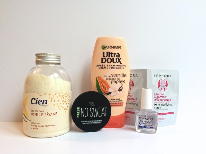 Beauty news : Gemey, Sephora, Ultra Doux…