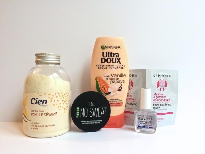 Beauty news : Gemey, Sephora, UltraDoux…