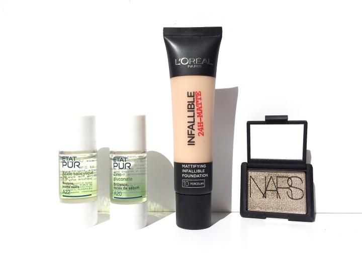 Beauty news : Etat Pur, L'Oréal etNARS