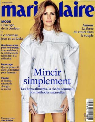 cadeau magazine bon plan marie claire avril mai 2017 maquillage clarins