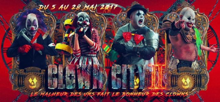 le manoir de paris maison hantée avis clown city