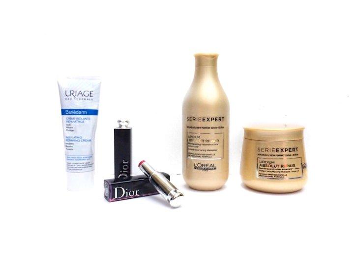 Beauty News : Uriage, Dior et L'OréalPro