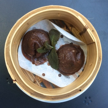 restaurant paris bonne adresse yoom dim sum sucré chocolat praliné