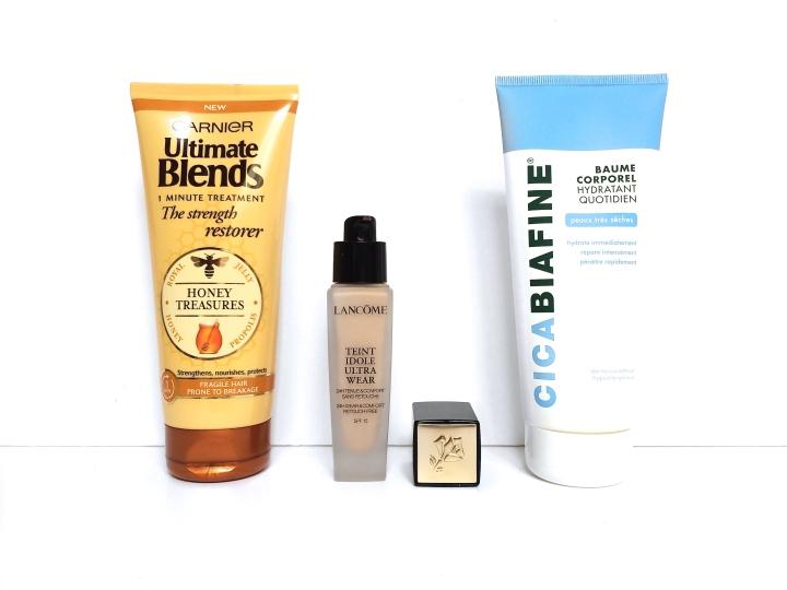 Beauty News : Lancôme, CicaBiafine et UltraDoux