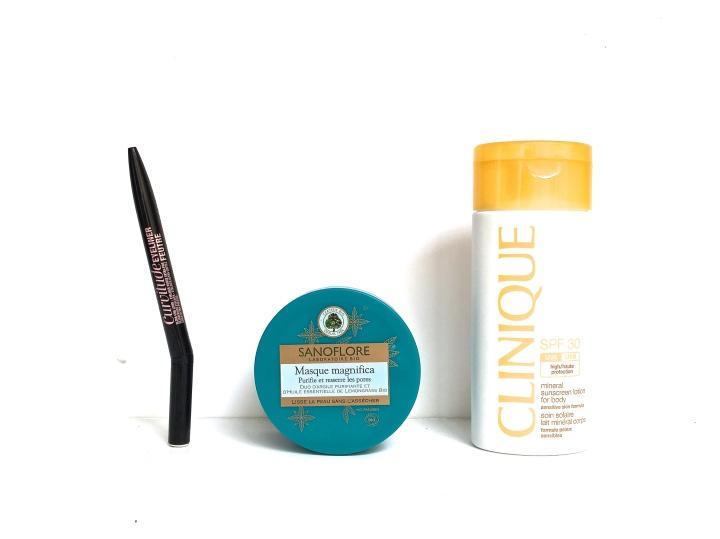 Beauty News : Maybelline, Sanoflore etClinique