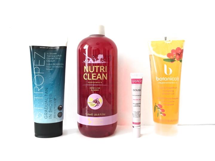 Beauty News : St. Tropez, Nutrimetics &Uriage