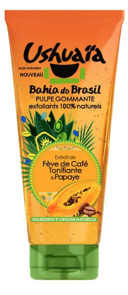 LASCAD-USHUAIA-Bahia-do-Brasil-Gommage-PAPAYE