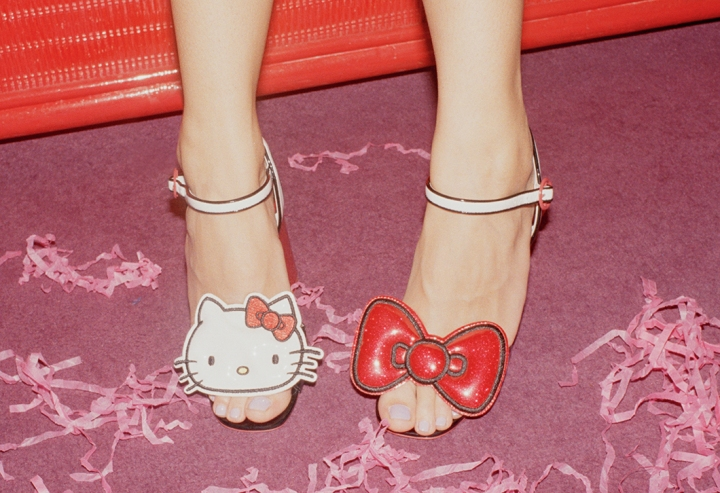 Hello Kitty x ASOS, la collaboration kawaii