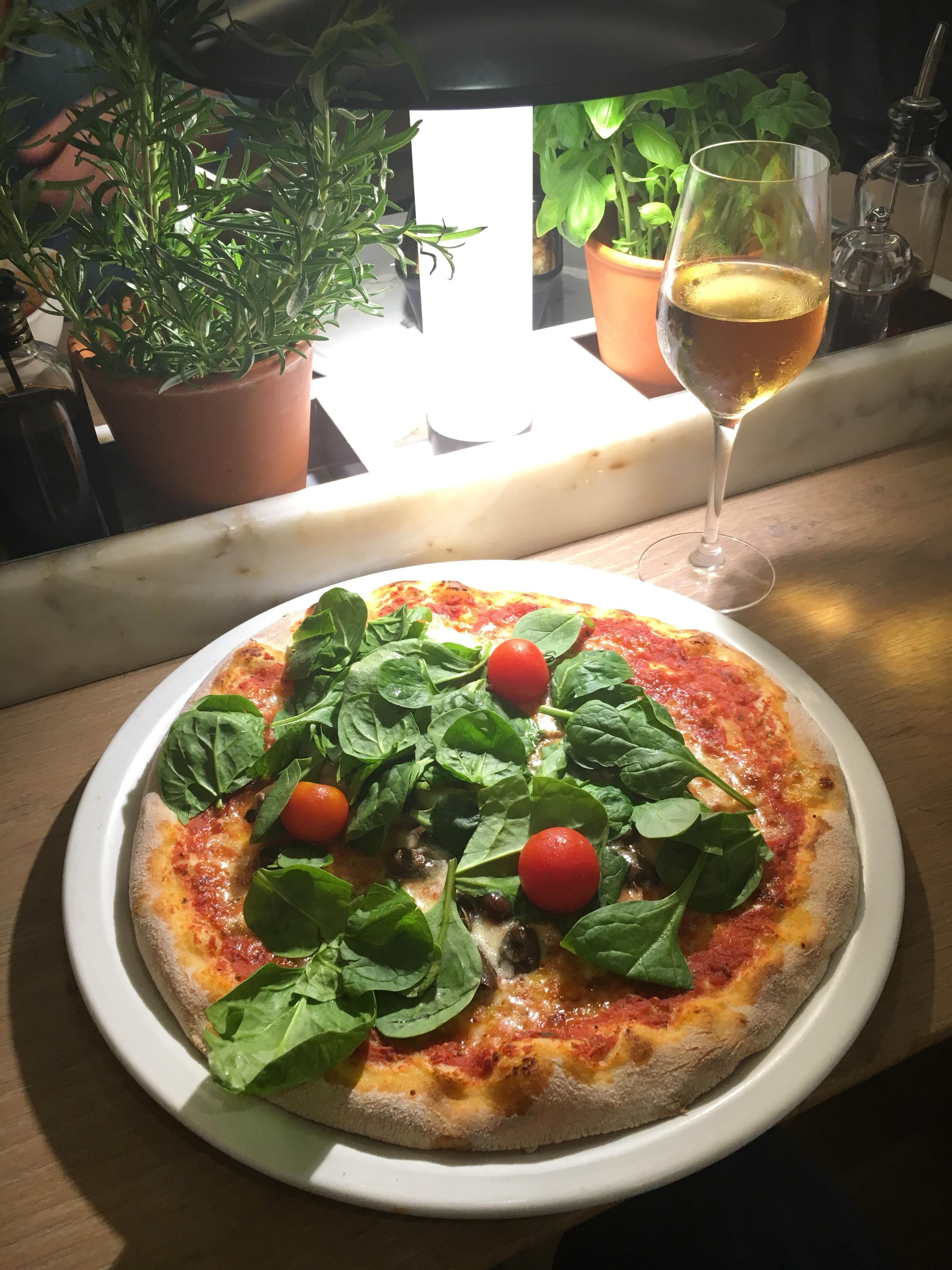 vapiano restaurant italien paris bercy