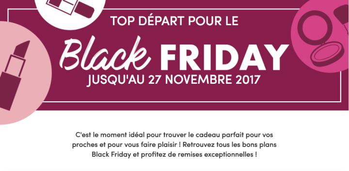 Black Friday 2017, codes promo mode etbeauté
