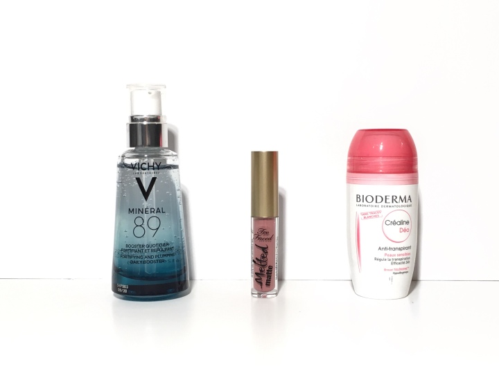 Beauty News : Vichy, Too Faced & Bioderma