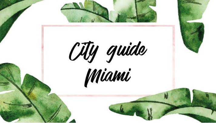 city guide miami beach