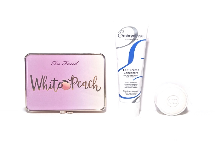 Beauty News : Too Faced, Embryolisse &Dior