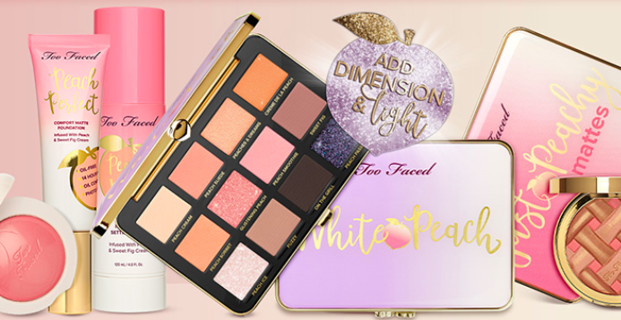 bon plan beauté too faced styliste primed peachy
