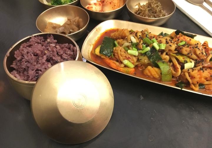 Dochilak, nouvelle table coréenne(2/5)