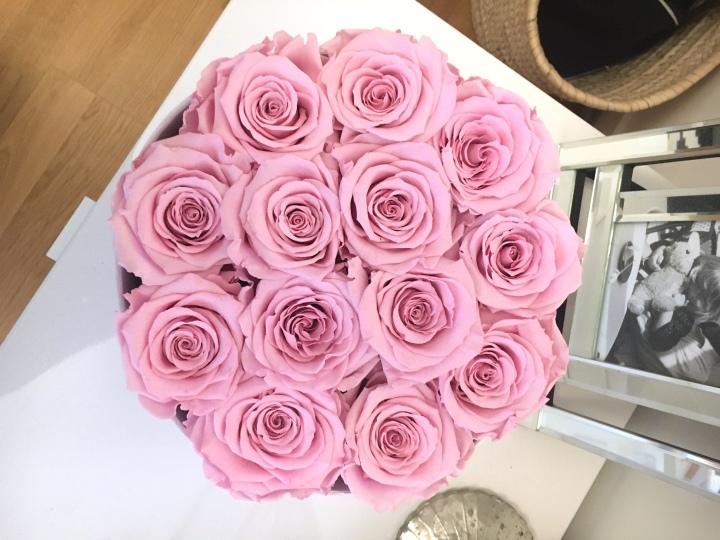 la fleur parisienne box roses éternelles