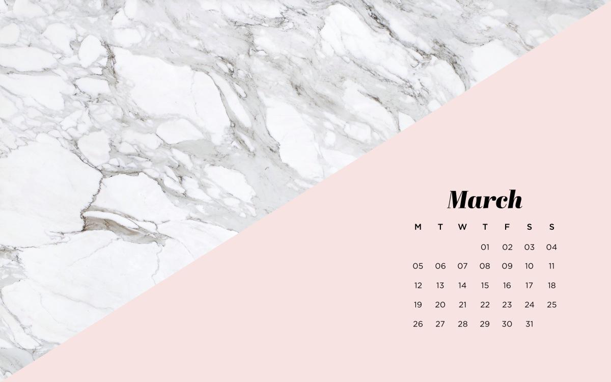 fonds d cran calendrier marbre pour ordinateur paris ch ri diary. Black Bedroom Furniture Sets. Home Design Ideas